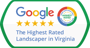 Google Highest Rated Landscaper in Virginia