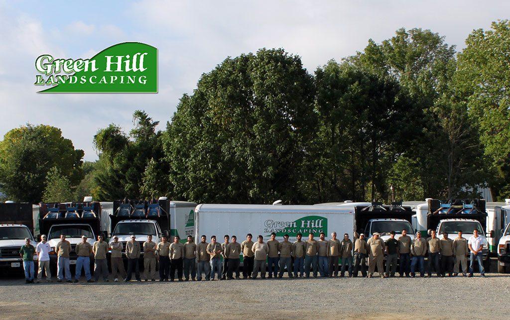 Green Hill Staff